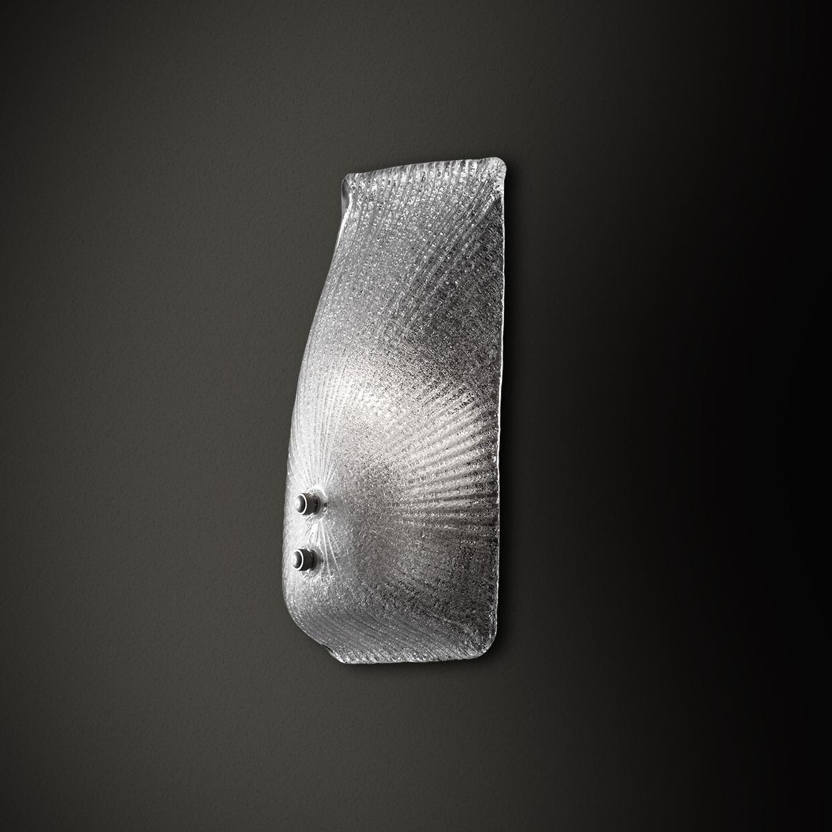 Κρυστάλλινη απλίκα ΚΟΥΡΟΣ crystal wall lamp