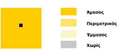 Φωτεινότητα - Μοντέρνο 8φωτο δαπέδου με καπέλα | FLEX