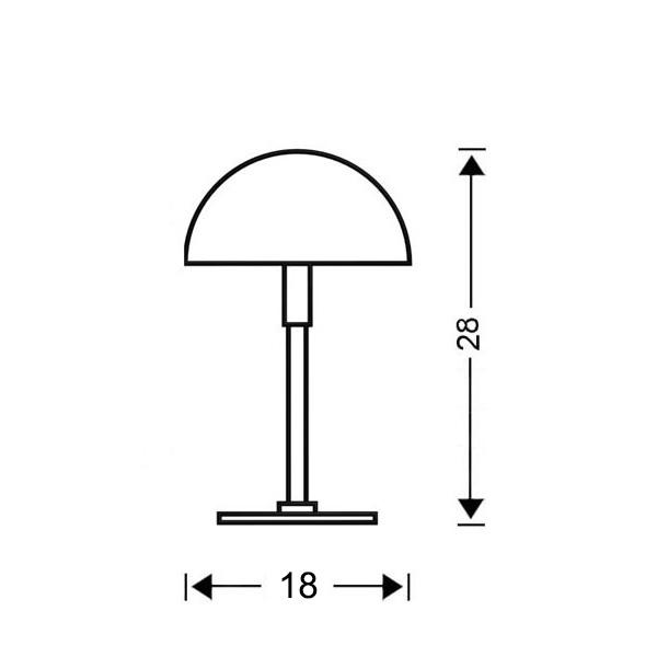 Table lamp murrina collection mavros lighting table lamp murrina drawing table lamp murrina aloadofball Image collections
