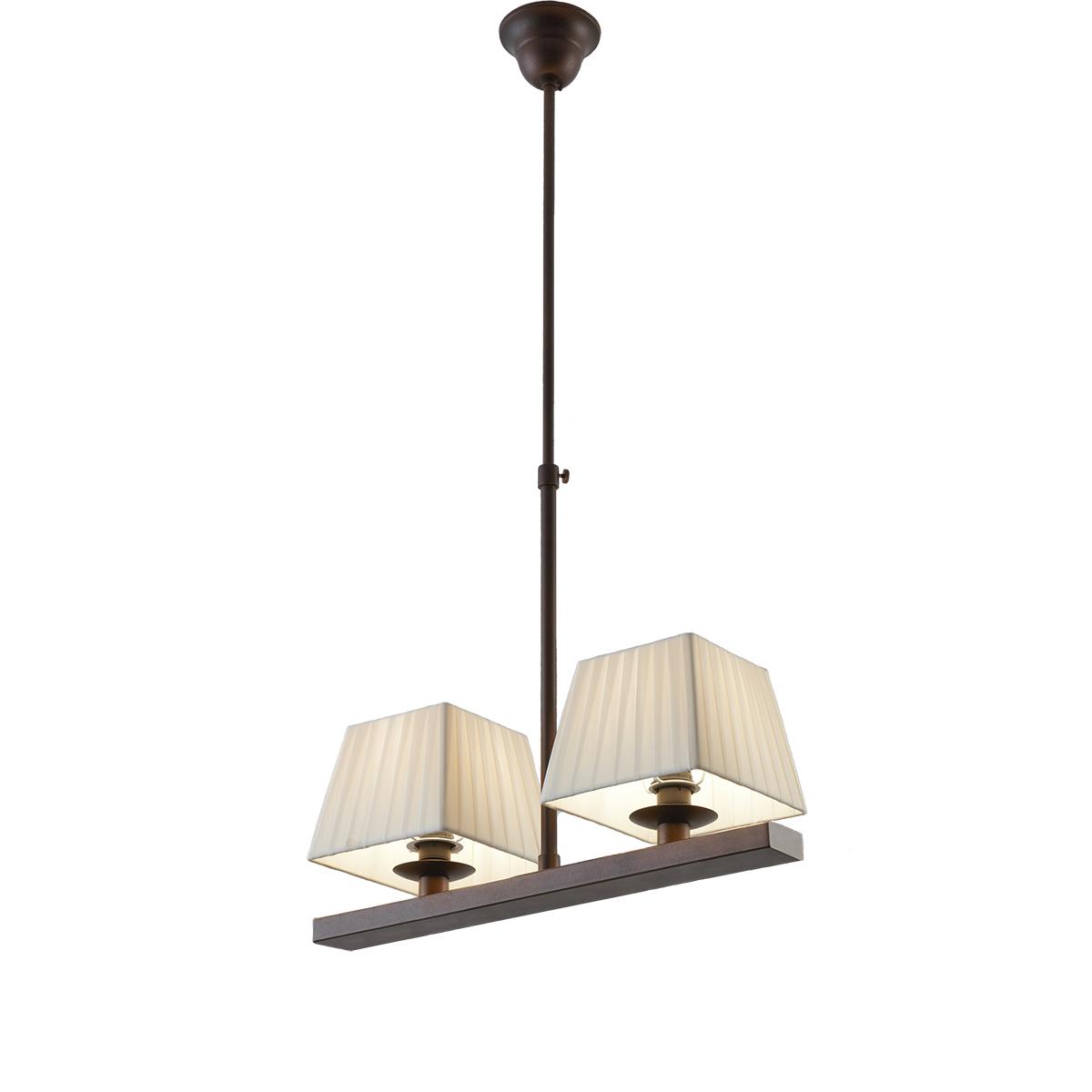 Πολύφωτο ρουστίκ SMART-CAFE rustic chandelier