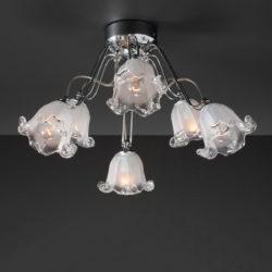 Νεοκλασικό φωτιστικό οροφής FIORE neoclassical ceiling lamp