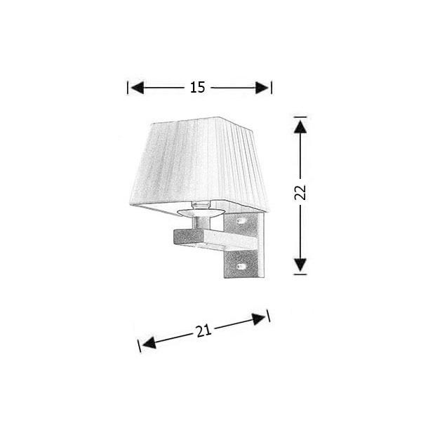 Απλίκα ρουστίκ | SMART-CAFE - Σχέδιο - Απλίκα ρουστίκ | SMART-CAFE