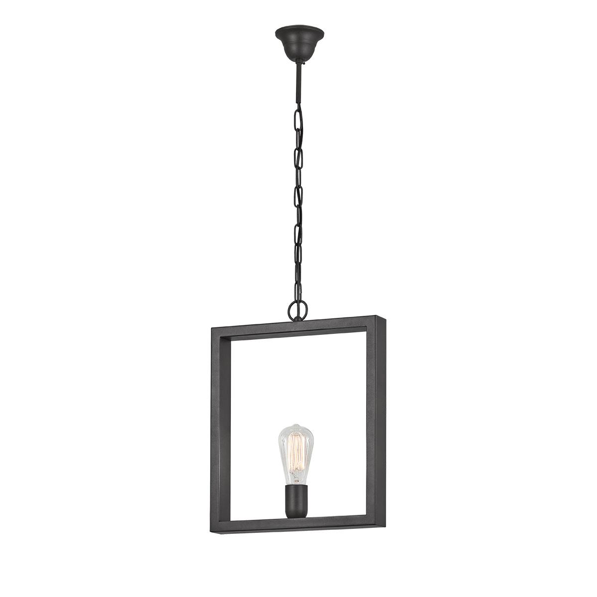 Industrial κρεμαστό φωτιστικό ΘΑΣΟΣ industrial hanging lamp