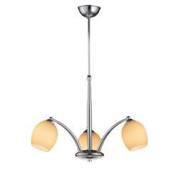 Φωτιστικό κρεμαστό Μουράνο SWING 3-bulb chandelier