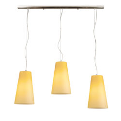 Μοντέρνο φωτιστικό ράγα ΜΑΡΙΟΝΕΤΕΣ modern Murano rail lamp