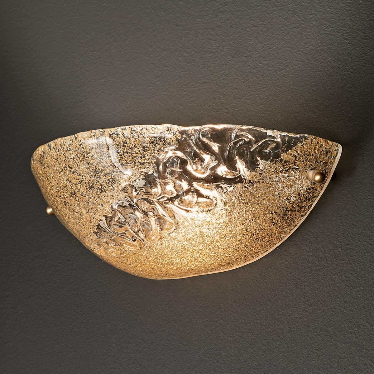 Κλασική απλίκα από κρύσταλλο Μουράνο BELLA classic Murano crystal wall lamp