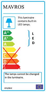 Energy Class - Floor lamp | CELLI
