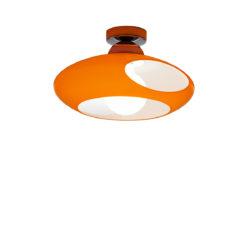 Μοντέρνο φωτιστικό οροφής Μουράνο MARS modern Murano ceiling lamp