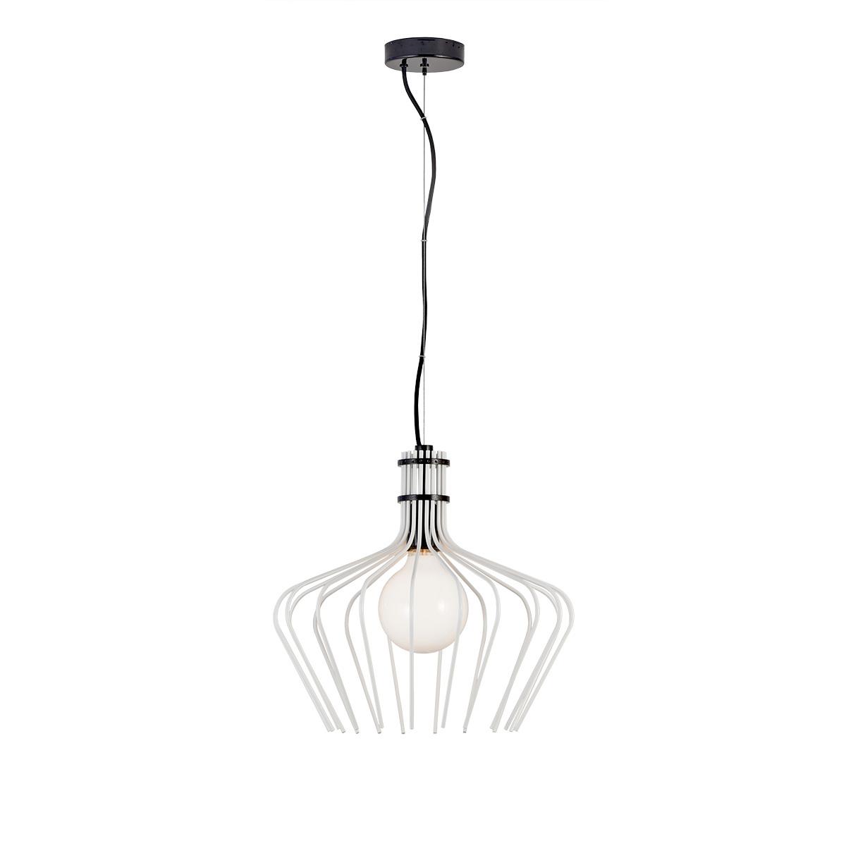 Μοντέρνο δίχρωμο φωτιστικό CELLI II modern bi-colored suspension lamp