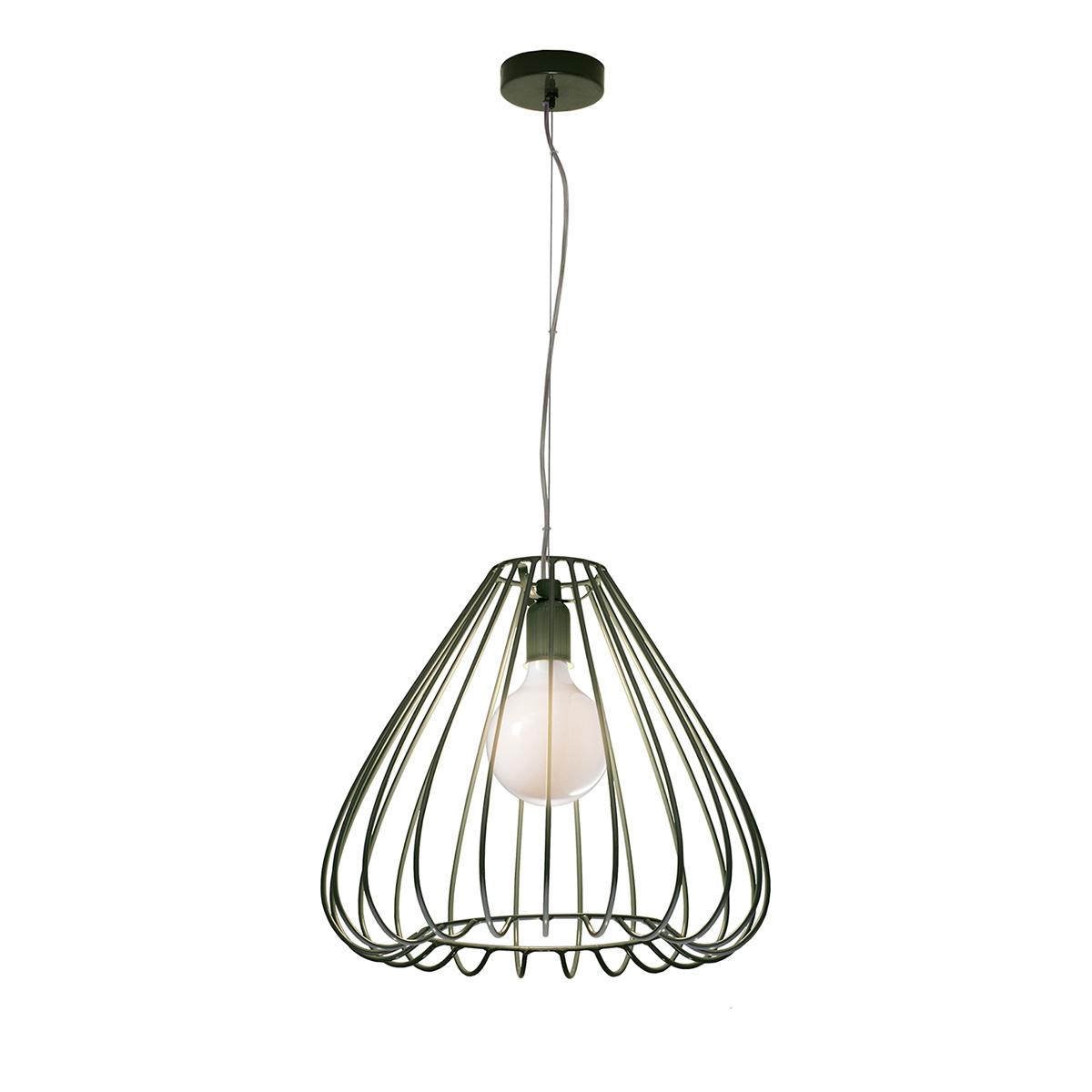 Μοντέρνο φωτιστικό κλουβί CELLI modern lighting cage