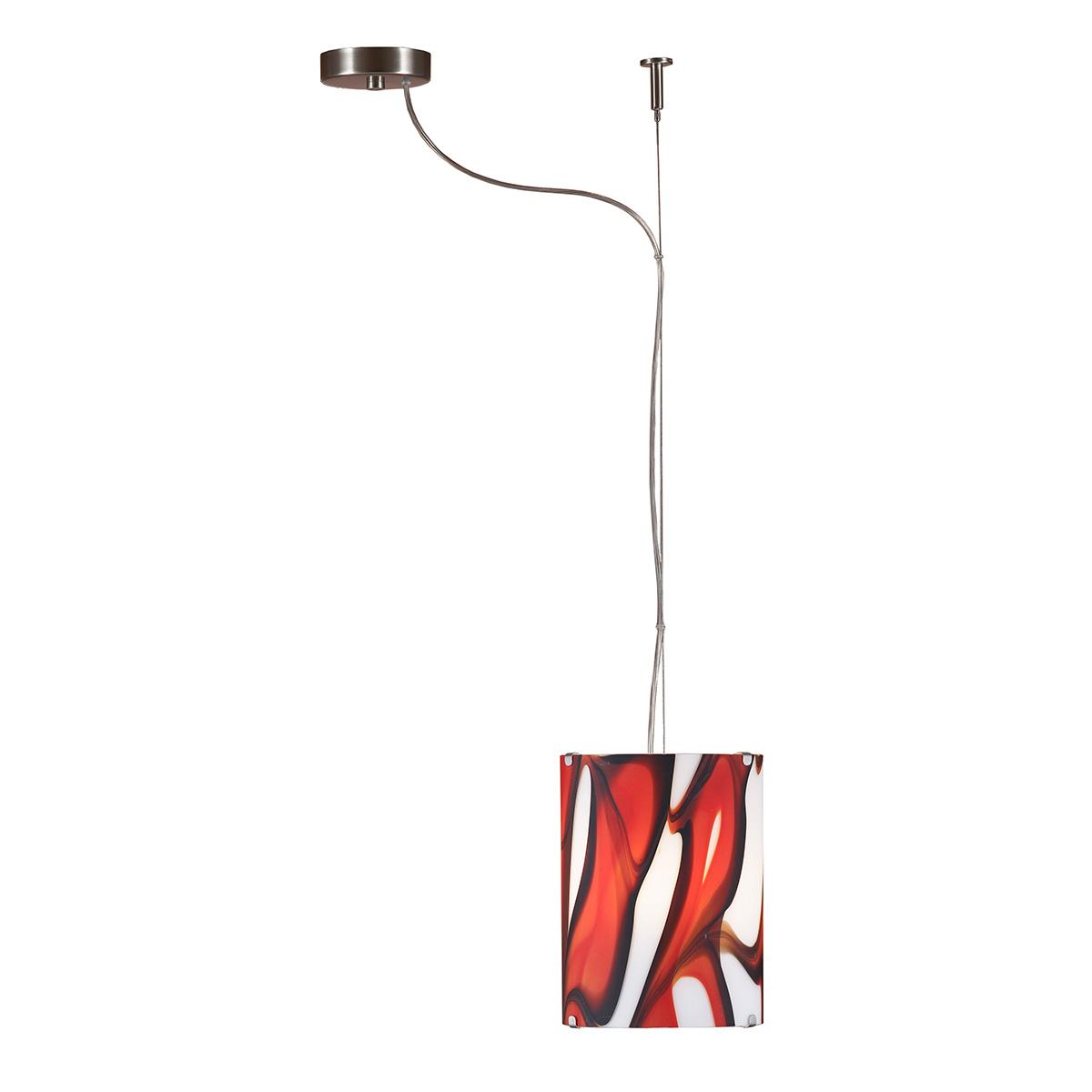 Μοντέρνο κρεμαστό φωτιστικό COLORE modern Murano pendant lamp