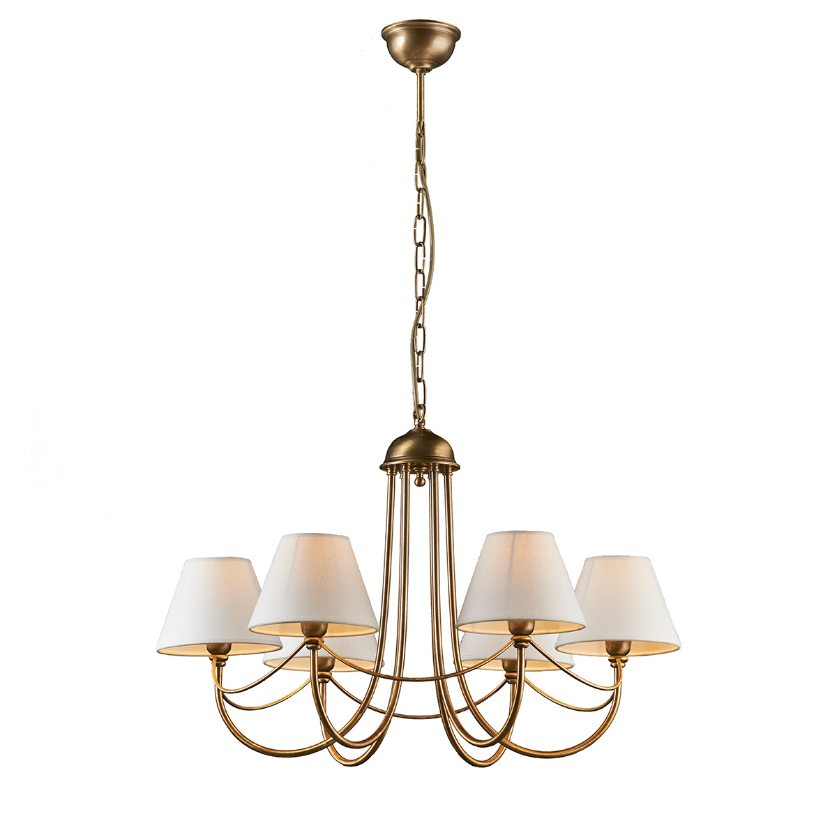 6 Bulb Chandelier With Shades Gythio Mavros Parts Diagram Gythio59508 6k