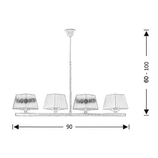 Φωτιστικό πατίνα με καπέλα | SMART-CAFE - Σχέδιο - Φωτιστικό πατίνα με καπέλα | SMART-CAFE