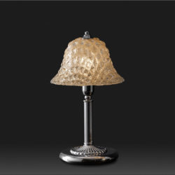 Επιτραπέζιο φωτιστικό QUADRI murano crystal table lamp
