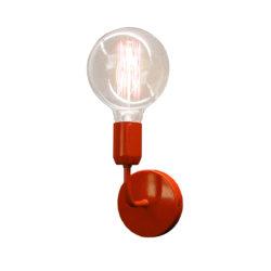 Πορτοκαλί φωτιστικό τοίχου ΛΑΜΠΕΣ orange wall lamp