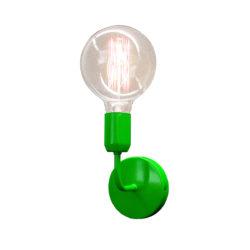 Πράσινο φωτιστικό τοίχου ΛΑΜΠΕΣ green wall lamp