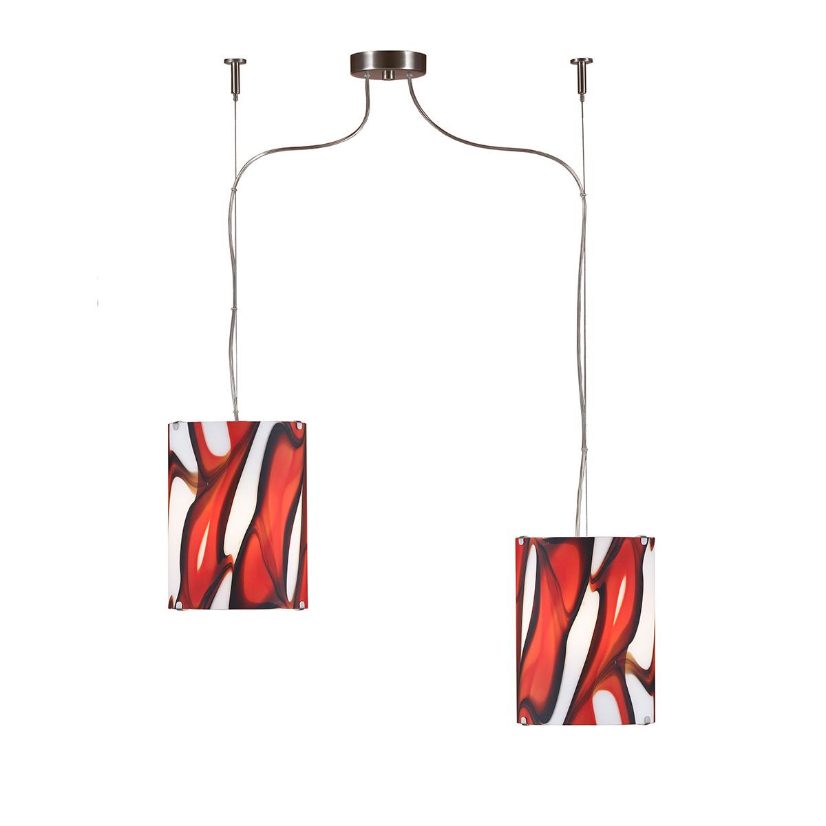 Μοντέρνα μονόφωτα COLORE modern suspension lamps
