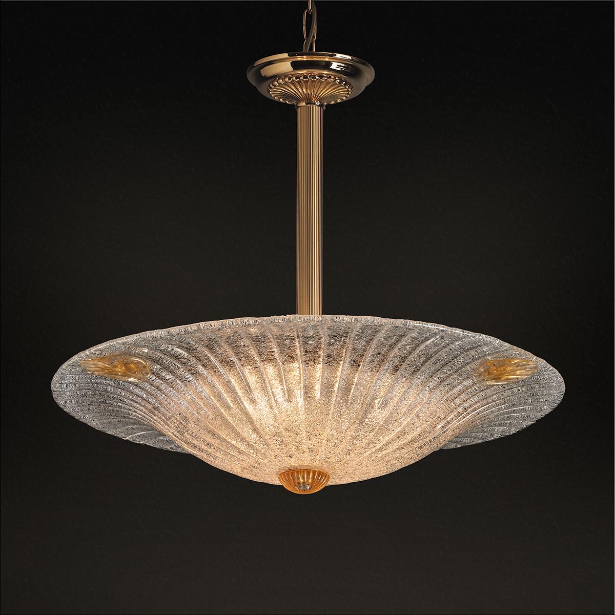 Κλασικό κρεμαστό φωτιστικό ΦΥΛΛΟ classic suspension lamp