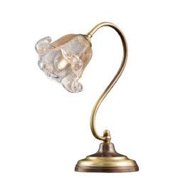 Μπρούτζινο χειροποίητο πορτατίφ ΝΑΞΟΣ-1 handmade table lamp